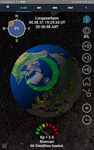Aurora Forecast 3D 7.6 Screenshots 5