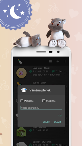 Baby Care Tracker - Breastfeeding 1.16.17 Screenshots 6