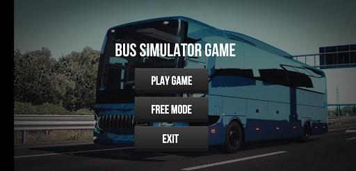 Bus Simulation Game  screenshots 1