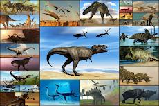 パズル ゲーム 恐竜と - 子供と大人のためののおすすめ画像1