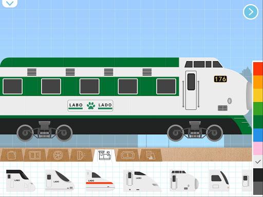 Labo Brick Train Build Game 4 Kids, Toodlers, Baby 1.7.346 Screenshots 20
