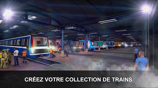 Code Triche Subway Simulator 3D - Conduite Souterraine mod apk screenshots 3