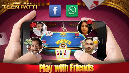 Teen Patti Comfun-Indian 3 Patti  Card Game Online 6.2.20201118 screenshots 1
