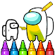 Imposter Coloring Book - Androidアプリ