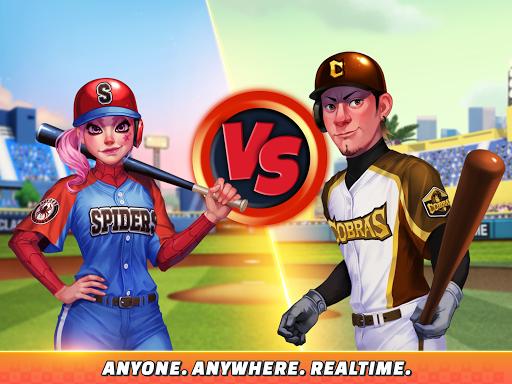 Baseball Clash: Real-time game apktram screenshots 8