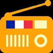 Radios Françaises : Appli gratuite et sans Pub