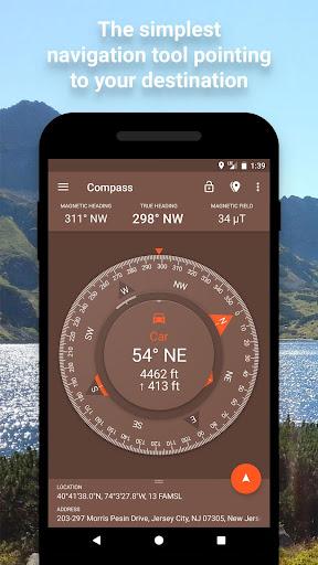 Compass 1.6.4 screenshots 1