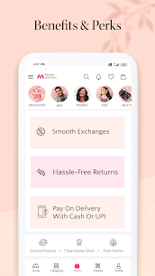 Myntra Online Shopping App – Shop Fashion & more Mod 4.2103.3 Apk [Unlocked] 4
