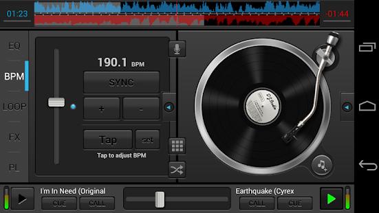 DJ Studio 5 - Free music mixer 5.7.9 Screenshots 3