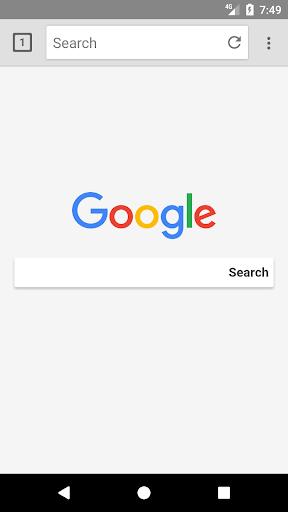 Lightning Browser - Web Browser 5.1.0 Screenshots 1