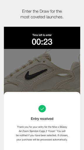 Nike SNKRS: Find & Buy The Latest Sneaker Releases  Screenshots 4