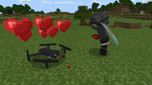 Drone Mod For Minecraft PE  screenshots 3