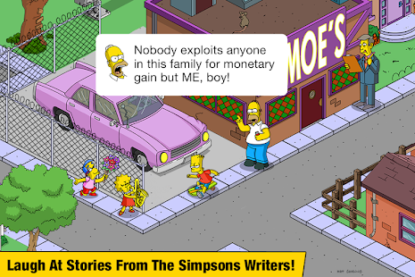 The Simpsonsu2122: Tapped Out 4.50.5 Screenshots 5