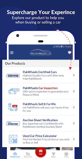 PakWheels: Buy & Sell Cars, Bikes and Auto Parts 11.7.5 Screenshots 6