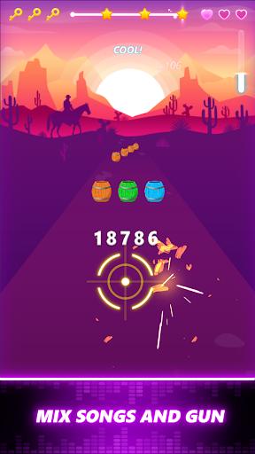 Beat Fire 3D:EDM Music Shooter 1.0.4 screenshots 9