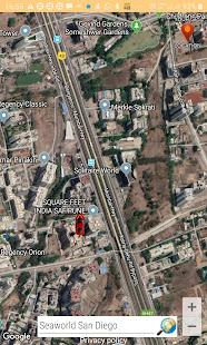 Location Satellite Maps 3.2 Screenshots 3