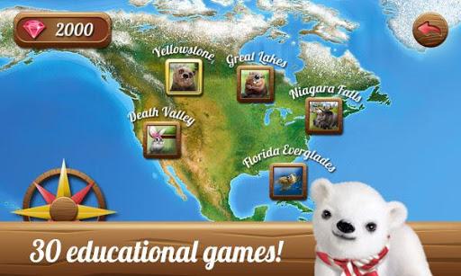 Animal Club: Play to save the Polar Bear  screenshots 2