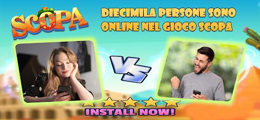 Matta Scopa:Italian card game screenshots 11