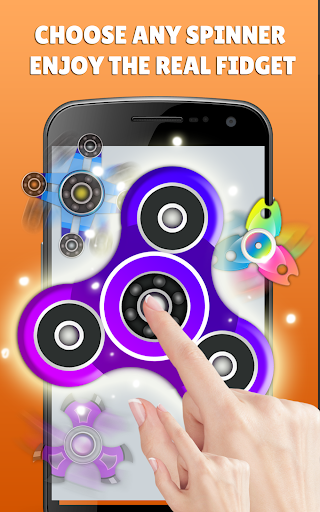Ultra Fidget Spinner screenshots 4