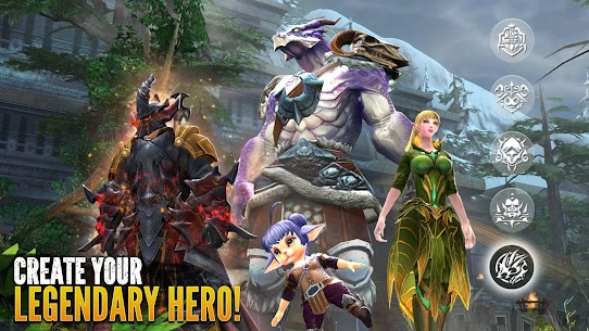 Order & Chaos 2: 3D MMO RPG 1