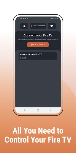 Fire Stick Remote: Amazon Fire TV Remote Control  screenshots 5