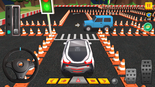 Car Parking 3D Pro : City Car Driving  screenshots 4