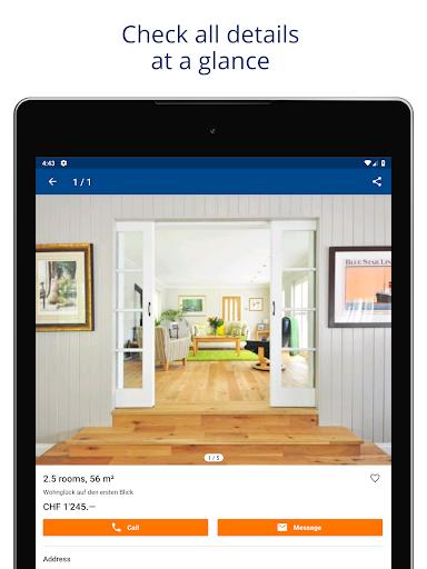 ImmoScout24 Switzerland u2013 Rent a flat, buy a house 4.10.5 Screenshots 15