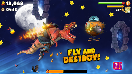 Hungry Dragon MOD APK (Unlimited Coins) 4