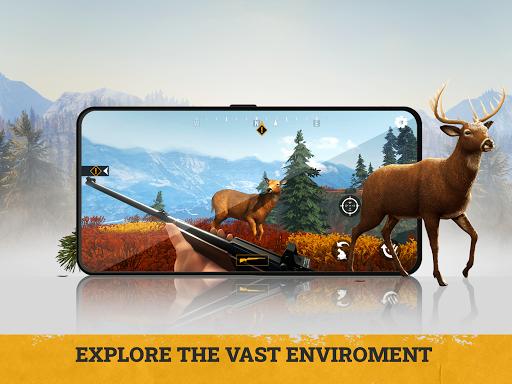 Code Triche theHunter - 3D hunting game for deer & big game APK MOD (Astuce) screenshots 5