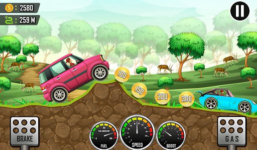 Racing the Hill screenshots 7