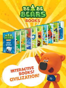 Bebebears: Stories and Learning games for kids 1.3.2 Screenshots 5