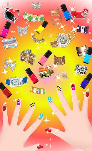 Nail Salon Princess Manicure screenshots 1