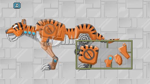 Toy Robot Rampage Smilodon War 3.6 screenshots 1