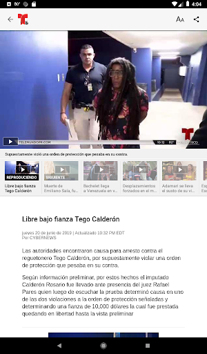 Telemundo Puerto Rico 6.14 Screenshots 14
