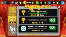 Abradoodle Bingo ビンゴ ゲーム アプリ - ビンゴ アプリ - ビンゴ マシーンのおすすめ画像5