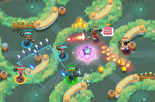 Heroes Strike - Modern Moba & Battle Royale  screenshots 6