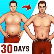 Lose Belly Fat for Men - Lose Weight Home Workouts