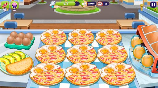 Cooking Fantasy - Jeux de Cuisine 2020 APK MOD – ressources Illimitées (Astuce) screenshots hack proof 2