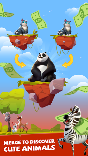 Merge Animal Kingdom - Zoo Tycoon 1.6.0 screenshots 2