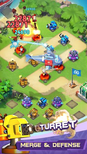 Top Defense:Merge Wars 1.0.15 screenshots 2
