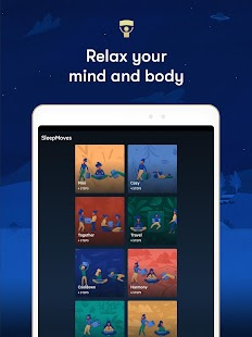 Relax Melodies: Sleep Sounds, Meditation & Stories Screenshot