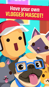 Vlogger Go Viral – Tuber Simulator Games 2.40 MOD APK [INFINITE GEMS] 3