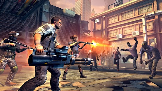 UNKILLED – Zombie Games FPS MOD APK 2.1.2 (Unlimited Ammo, Auto Heal) 10