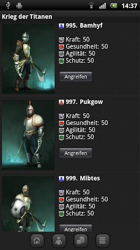 Krieg der Titanen 6.6.1 screenshots 3