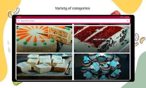 Cake Recipes 26.6.0 Screenshots 8