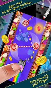 Nyan Cat: The Space Journey Mod Apk 1.05 (A Lot of Gold Coins) 7