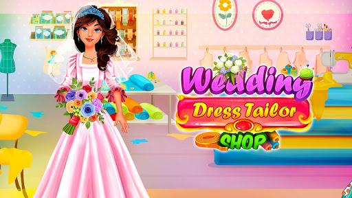 Wedding Dress Tailor Shop: Design Bridal Clothes 1.0.8 screenshots 15