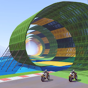 Bike Stunts Impossible 3D Motorcycle Race 2020