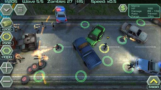 Zombie Defense apkdebit screenshots 2