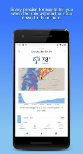Dark Sky – Hyperlocal Weather Premium MOD APK 1